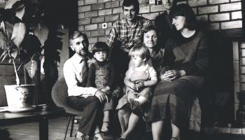 Sadzirdētais un nojaustais, smiekli un atmiņas - stāsts par Ģelžu dzimtu
