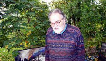 Gleznotājs, mākslas zinātnieks un pedagogs Jurģis Skulme