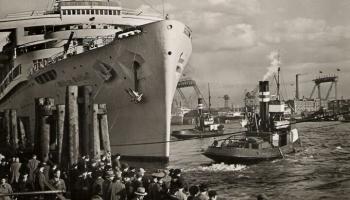 Otrais pasaules karš: norises 1945. gada pirmajos mēnešos