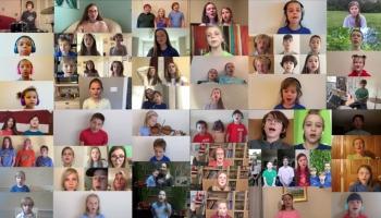 Latviešu jaunieši ASV vienojas virtuālā korī un iedzied diasporas himnu