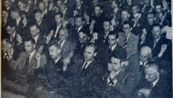 21. jūlijs. Uz pirmo sēdi sanāk tā dēvētā Tautas Saeima