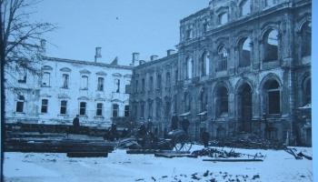 Latvijas armijas cīņas ar Bermonta karaspēku. Stāsta Valdis Kuzmins. 3.daļa