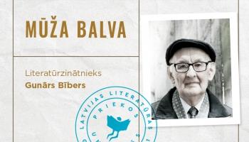 Literatūrzinātnieka un literatūrkritiķa, profesora Gunāra Bībera mūža ieguldījums