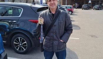 Sezona noslēgusies: saruna ar hokeja treneri Aigaru Ciprusu un skeletonistu Martinu Dukuru
