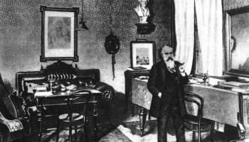 Johannesa Brāmsa Ceturtā simfonija. Čella un kontrafagota stāsts