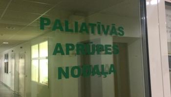 Lielajās Latgales slimnīcās paliatīvās aprūpes gultas ir noslogotas, pieprasījums aug