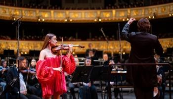 """Kristīne Balanas un Vencels Fukss aicina. Programma """"Mūzikas labirints"""" Cēsīs"""