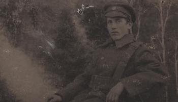 Latvijas armijai - 100. Eduarda Sebra no Rankas dzīvesstāsts