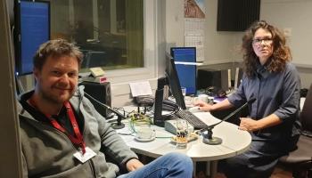 Guntis Kuzma par Baltijas apvienoto orķestri: Mums ir samērā līdzīga spēles maniere