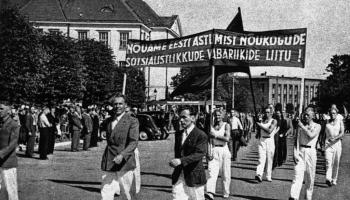 Kopīgais un atšķirīgais Latvijā un Igaunijā padomju periodā