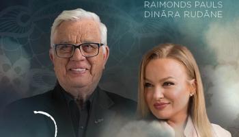 """Raimonda Paula un Dināras Rudānes koncerts """"Viņa un Viņš"""""""