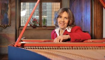 Ainas Kalnciemas jubilejā - ieraksti no Baha starptautiskā kamermūzikas festivāla