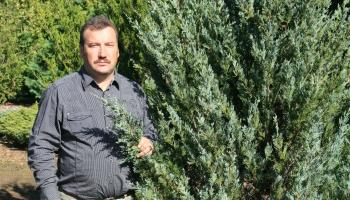 Andrejs Svilāns iepazīstina ar iecerēm Dabas aizsardzības pārvaldes vadītāja amatā