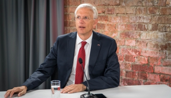 Krišjānis Kariņš: Valdībai nevajadzētu iesaistīties tālāk tiesvedībās par LU rektora amatu