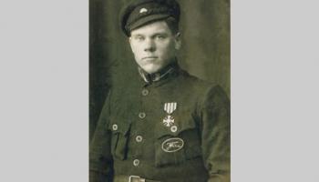 Latvijas armijai - 100. Jāņa Dimzes no Ķoņiem dzīvesstāsts