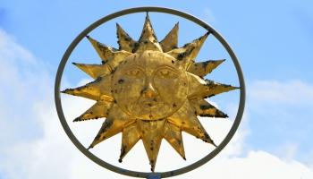 Образ солнца в мифологии и философии