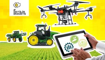 Viedās lauksaimniecības tehnoloģijas