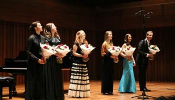 """Latviešu jauno zvaigžņu koncerts """"Sounds of Latvia"""" Londonā"""