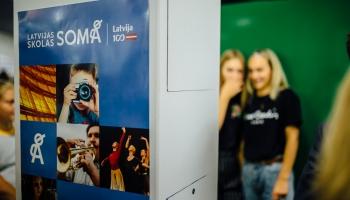 """Programma """"Latvijas skolas soma"""" kļūst arvien digitālāka"""