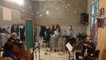 """Jēkaba Nīmaņa kvartets izdevis albumu """"Dzejnieka balss. Mūzika."""""""