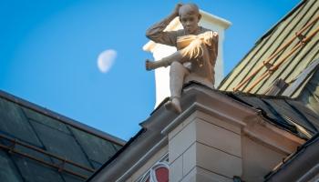 Vai zini, kurš ir vislielākais grāmatu lasītājs Rīgā?