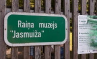 """Muzejā """"Jasmuiža"""" Raiņa dzeja skanēs latgaliski"""