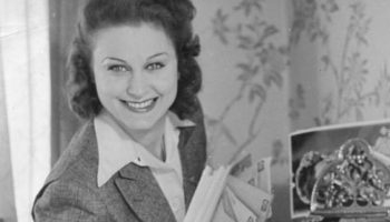 20. gadsimta pirmās puses vācu kinoaktrise Marika Reke