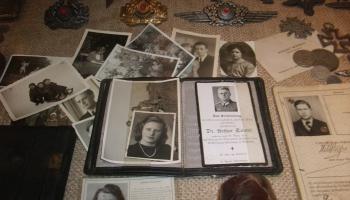 Ieroči, trauki un 1100 vēstules: viesojamies Aglonas kara muzejā