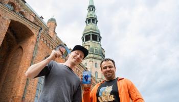 Latvijas Dēkaiņi #23 - Jānis Ābelnieks un Valdis Vītoliņš