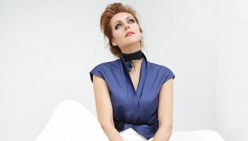"""Dziedātāja Kristīne Opolais: tā man ir lielākā dāvana - dziedāt Milānas """"La Scala"""" Pučīni"""