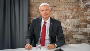 Утреннее интервью: премьер-министр Кришьянис Кариньш