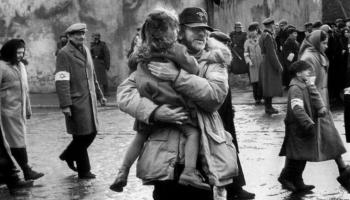 Otrais pasaules karš. 1943.gads. Varšavas geto sacelšanās; valstu līderu tikšanās