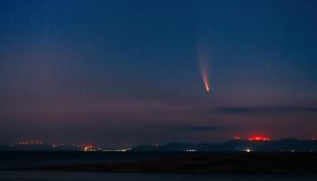 Tālo komētu pētījumi ļaus iepazīt laiku, kad Saules sistēma vēl tikai veidojās