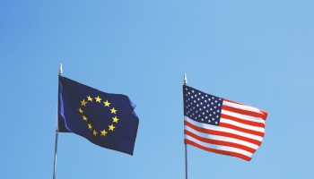 Tirdzniecības strīdi starp ASV un Eiropu attieksmē pret Ķīnu