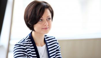 Ольга Казак: мы мерим наше счастье не годами, а бабочками