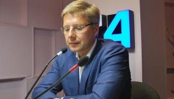 Наш гость - евродепутат Нил Ушаков