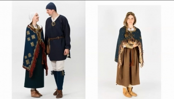 Brunču apliekamās kabatas un latviešu krāsu izjūta apģērba vēstures skatījumā