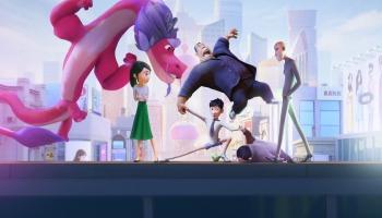 Pieci skatās labākās animācijas filmas