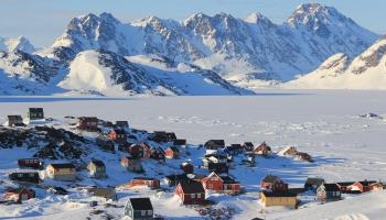 Ledus zeme- Grenlande