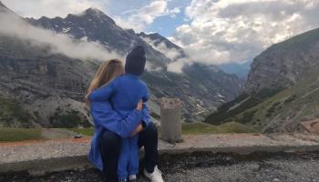 5000 км на машине до волшебных Альп