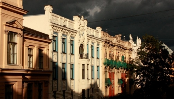 Красота и стиль улицы Альберта