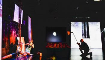 Latvijas Kultūras akadēmijas teātra mākslas studiju programmas diplomdarbi