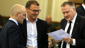 Коалиционные партии пришли к первым соглашениям