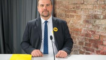 Latvijas  balss Eiropas Parlamentā: Saruna ar Ivaru Ījabu