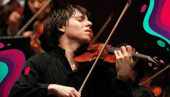 """""""BBC Promenādē"""" - vijolnieks Džošua Bells un """"Academy of St. Martin in the Fields"""""""