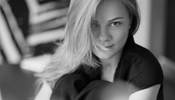 Алина Гринпаука: я рисовала для Dior