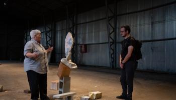 Otrā Rīgas Starptautiskā laikmetīgās mākslas biennāle RIBOCA 2 Andrejsalā