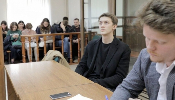 Декабрист-миллениал Егор Жуков: когда побеждает страх, наступает тишина