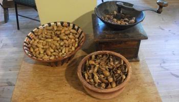 Kandavas muzejs: stāsti par naudu un smeldzīgu mīlu bijušajā seifa istabā