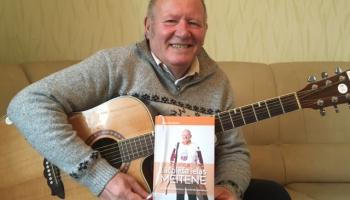 Gunārs Meijers sarakstījis grāmatu par savu dzīvi! Ciemos pie dziesminieka Ogrē